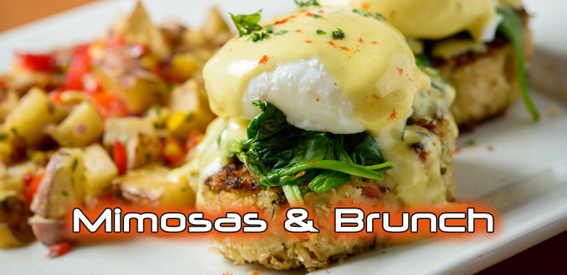 Mimosas & Brunch